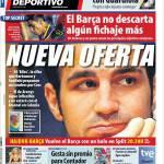Mundo Deportivo: Nuova offerta