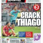 Mundo Deportivo: Crack Thiago