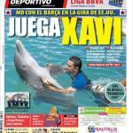 "Mundo Deportivo: Sms di Rosell ""Tranquillo Cesc"""