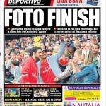 Mundo Deportivo: Foto Finish