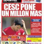 Mundo Deportivo: Cesc mette altri milioni