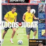 Mundo Deportivo: Voglia di giocare