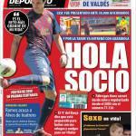 Mundo Deportivo: Salve socio