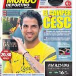 Mundo Deportivo: El Gamper di Cesc