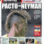 Mundo Deportivo: Patto per Neymar