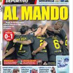 Mundo Deportivo: Al comando