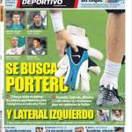 Mundo Deportivo: Si cerca un portiere