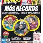 Mundo Deportivo: Più record