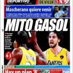 Mundo Deportivo: Mascherano vuole venire