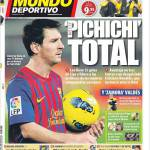 "Mundo Deportivo: ""Pichichi"" totale"