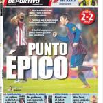 Mundo Deportivo: Punto epico