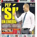 Mundo Deportivo: Pep, si a gennaio