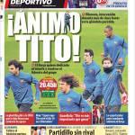 Mundo Deportivo: Forza ragazzi