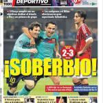 Mundo Deportivo: Superbo