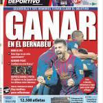 Mundo Deportivo: Vincere al Bernabeu