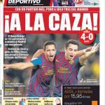 Mundo Deportivo: A caccia