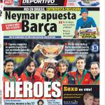 Mundo Deportivo: Neymar scommette sul Barcellona
