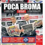 Mundo Deportivo: Piccolo scherzo