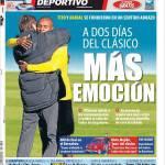 Mundo Deportivo: Tante emozioni