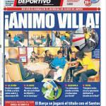 Mundo Deportivo: Coraggio Villa