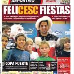Mundo Deportivo: FeliCesc festa