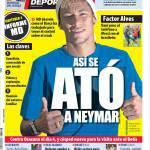 Mundo Deportivo: Così è legato Neymar
