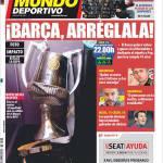 Mundo Deportivo: Barça, risolvi il problema