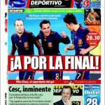 Mundo Deportivo: Insieme per la finale