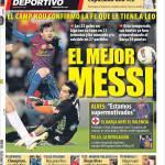 Mundo Deportivo: Il miglior Messi