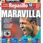 Mundo Deportivo: Meraviglia