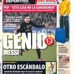 Mundo Deportivo: Genio Messi