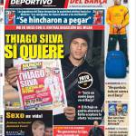 Mundo Deportivo: Thiago Silva si offre