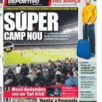 Mundo Deportivo: Super Camp Nou