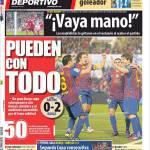 Mundo Deportivo: Possono tutto