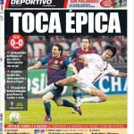 Mundo Deportivo: Errore epico