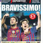 Mundo Deportivo: Bravissimo!