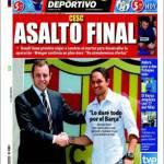 Mundo Deportivo: Assalto finale