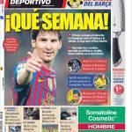 Mundo Deportivo: Che settimana!