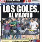 Mundo Deportivo: I gol a Madrid