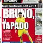 """Mundo Deportivo: Bruno """"El Tapado"""""""