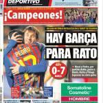 Mundo Deportivo: Dai Barcellona ancora per un po'