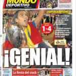 El Mundo Deportivo: Grandi