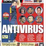 Mundo Deportivo: Antivirus