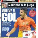Mundo Deportivo: Villa, voglio il gol