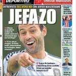 Mundo Deportivo: Jefazo