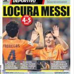 Mundo Deportivo: Follia Messi