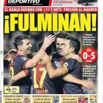 Mundo Deportivo: Fulminanti
