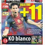Mundo Deportivo: Obiettivo +11