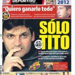 Mundo Deportivo: Solo Tito