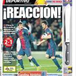 Mundo Deportivo: Reazione
